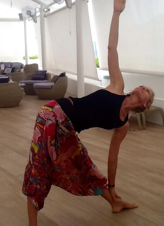 Innovative Classroom Yoga ~ Classes santosa wellness center thailand phuket