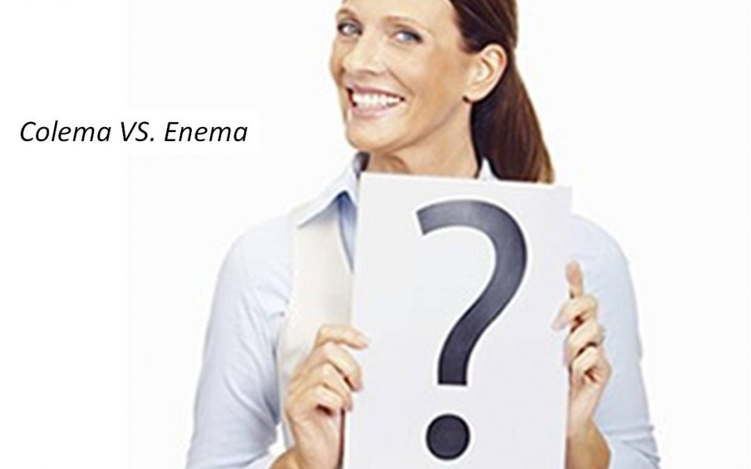 Colema vs Enema… Which One Is Best?
