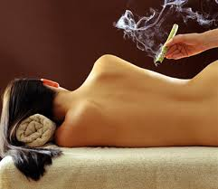 What is Moxibustion healing?