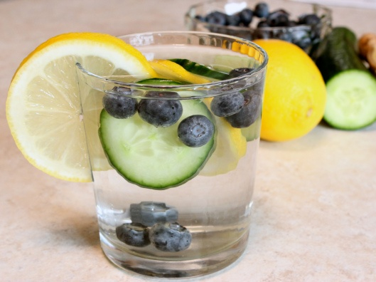 Detox Water Health Benefits