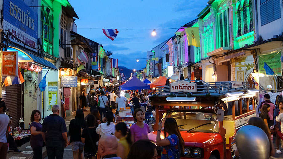 Celebrate Phuket's Unique Cultural and Historical Festivals with Santosa