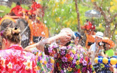 Celebrate Songkran at Santosa
