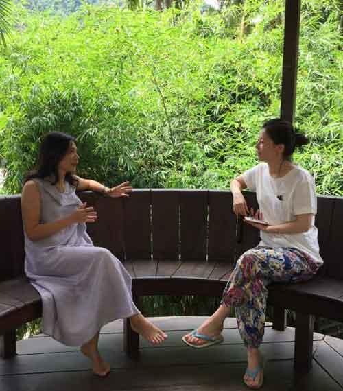 Santosa Resort Detox Wellness Spa Yoga Retreat Kata Beach Phuket Thailand Galley Raw Fast 07