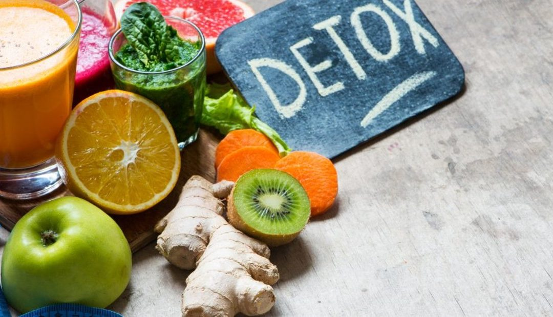How to Open Detoxification Pathways