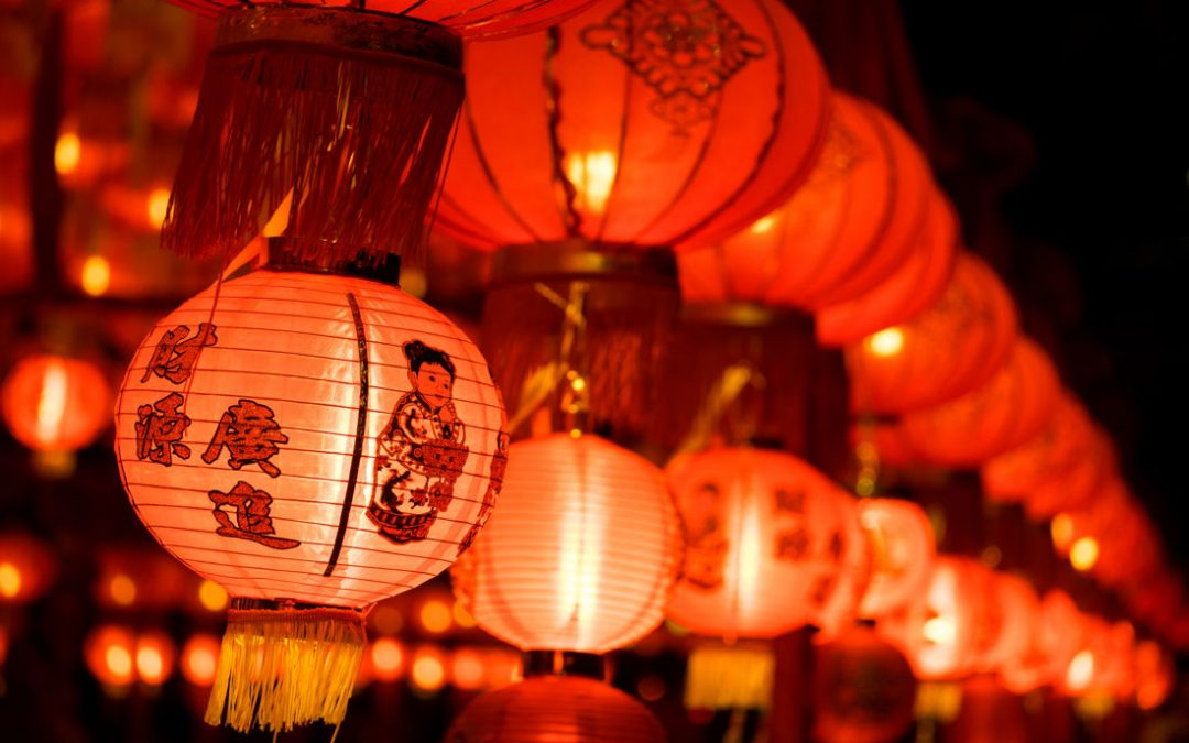 Usher in the Chinese New Year at Santosa
