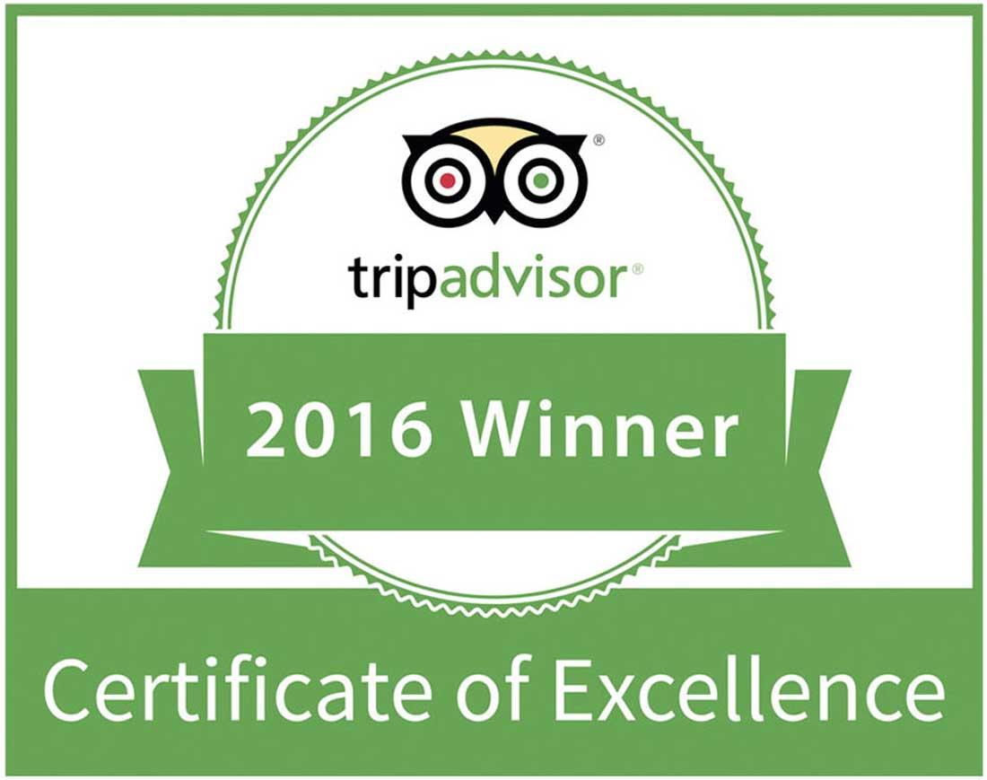 Santosa Detox Wellness Center Phuket Tripadvisor Certificate Of Excellence 2016