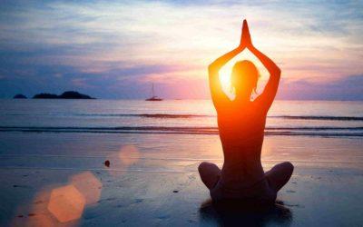 Unwind with a Yoga Retreat at Santosa