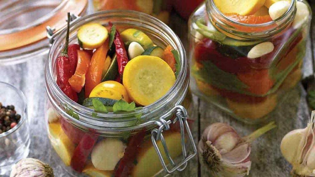 Santosa Detox Wellness Center Fermenting Vegetables