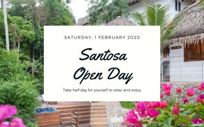 Santosa Open Day Agenda, Saturday 1st February